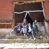 UPPER MUSTANG VALLEY TREK 14