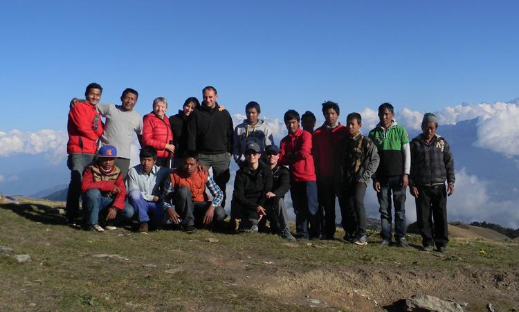 Trail To Sailung Trekking 2