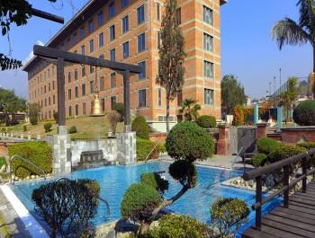 Hotel in Nepal
