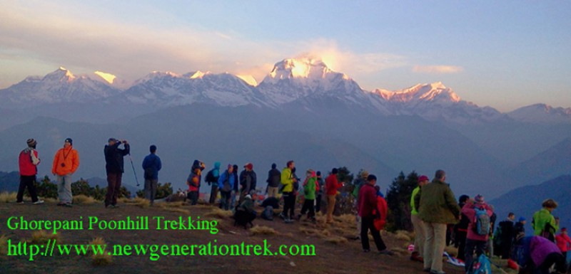What is provided to our clients last of day in Nepal